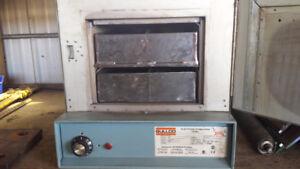Welding Rod Oven - Gullco 125 PRICE REDUCED