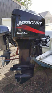 Mercury Optimax 175 HP outboard CHEAP!!!