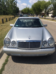 1999 Mercedes-Benz E300 Turbodiesel
