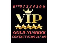 GOLD VIP MOBILE NUMBER 0 1 2 3 4 5 6 6