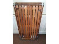Pan rack Taylor and ng rectangular hanging pan rack