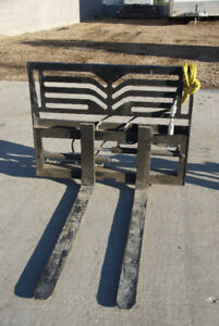 NEW / UNUSED ATTACHMENTS - SKID STEER / SKIDSTEER / BOBCAT