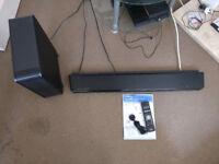 Yamaha ysp 2200 digital sound projector