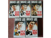 Bruce Lee Collection VSH set