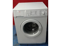 X543 white aeg 6kg 1600spin washing machine comes with warranty can be delivered or collected