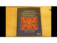 Computer organization and design Textbook