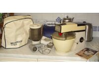 Kenwood Chef Model A901 with Attachments