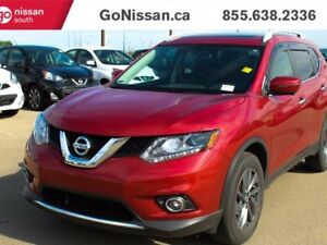 2016 Nissan Rogue NAVIGATION, LEATHER, LOW KM'S!!