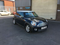 2007 57 MINI 1.6 TD Cooper D TURBO DIESEL,ONLY 2 PREVIOUS OWNERS,PX TO CLEAR.