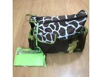Baby traveling bag