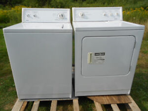 Kenmore HD Washer/Dryer Set