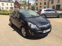 Vauxhall Corsa 1.2 i 16v SXi 3dr 2013 Long MOT Recent Service 2 Keys PX Welcome Nationwide Delivery