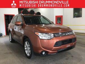 2014 Mitsubishi Outlander SE TOURISME AWD - CERTIFIÉ - TOIT + DÉ