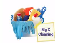 Big D Cleaning and Maintenance Services