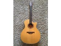 Crafter TGAE 06 electro acoustic guitar PRICE REDUCED!