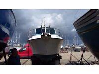 32ft Fairlane 4x2 berth