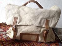 PRICE LOWERED Vintage Satchel/Briefcase/Bag/Purse/Student/Messenger