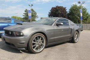 2011 Ford Mustang GT | MANUAL | RWD | LEATHER