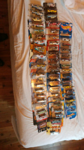 Lot of 52 Hot Wheels