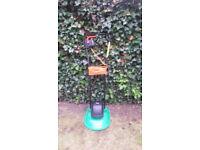 Lawnmower, Powerbase 1000W Hover Lawnmower