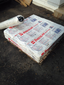 BRAND NEW* IKO Stormshield Ice and Water & 9 bundles of shingles