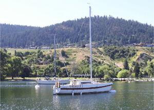 25' sailboat