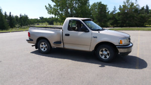 1997 Ford F150 XL V6 (manual)