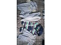 Massive baby boys clothes bundle
