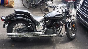 Yamaha VStar 1100cc