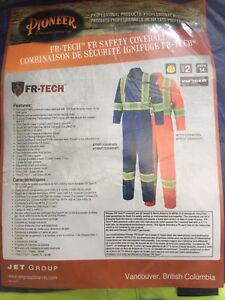 Fire Rated Coveralls