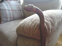 Extremely old walking stick bought from the church in Roade 5 years ago