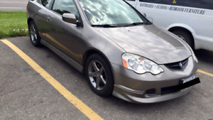 2004 Acura RSX Type-s Low KMS ON STOCK MOTOR!!!