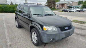 2006 Ford Escape XLT V6 SUV, Crossover