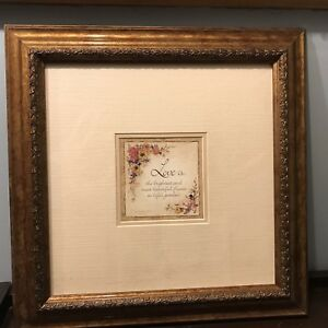 Love is... framed art