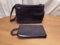 Mothercare changing bag and matching changing mat. Excellent condition - used by only 1 child. P&SF
