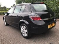 CHEAP AUTO** 2008 Vauxhall Astra Hatchback 1.9 CDTi 8v Design 5dr IDEAL FAMILY CAR, F.S.H LOVELY CAR