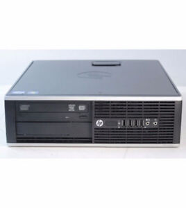 HP 6200 i3- 2120 - 3.30 GHZ 500 GB HARD DRIVE 4 GB RAM W 10