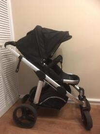 Pram/buggy forward and rear facing -SOLD
