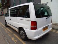 MERCEDES-BENZ VITO ** 2.2 CDI TRAVELINER ** 8 SEATS ** DIESEL ** ONLY 2495 **