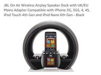 JBL Wireless Airplay Speaker Dock