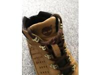 Men's Timberland size 9 Uk