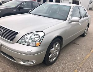 2003 Lexus LS430. Mint condition. Must See.
