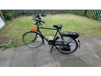 Spartamet cyclemotor.