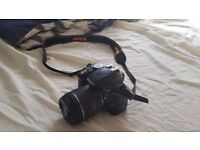 Nikon D3300 Camera kit (Body + Lense + more!) (Perfect condition!)
