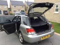 Subaru Impreza 2.0GX Wagon 2005 fully serviced with loads of new parts!