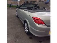 VAUXHALL ASTRA TWINTOP 1.8 SPORT 16V (Beige) 2008 TAKE A LOOK !!