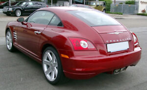 Wanted  :   Chrysler Crossfire .