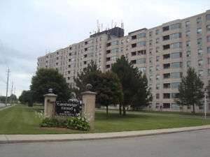 2 Bedroom Air conditioned  Condo with in suite laundry