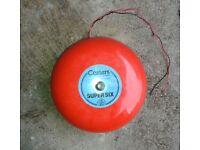 6 inch 12 volt alarm bell