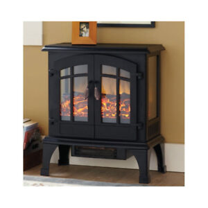 Ares Jax 1,000 sq. ft. Electric Stove